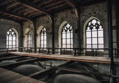 Inside Bavo Haarlem